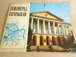 Leningrad: Drawings-schemes Of The City - Libros, Revistas, Cómics