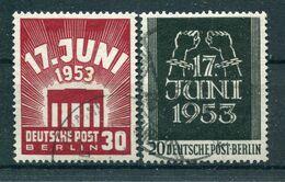 Berlin - Michel 110/111 Gest. - Oblitérés