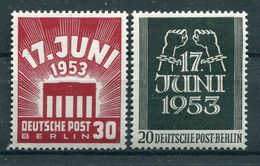 Berlin - Michel 110/111 Pfr.** - Unused Stamps