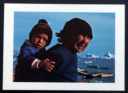 Greenland  Cards  ( Lot 203 ) - Greenland