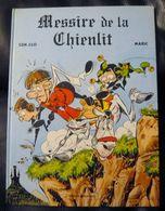 Messire De La Chienlit EO 1979 - Livres, BD, Revues