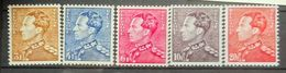 BELGIE 1951   Nr. 847 - 848 B    Postfris **   CW 45,00 - 1936-1951 Poortman