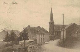 Jalhay - L'Eglise - 2 Scans - Verviers