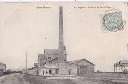 80/015..........SAINT BLIMONT ....LA RAPERIE - Francia