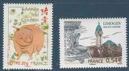 FRANCE NEUF N° 4001 Et 4029 - France