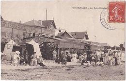 17. CHATELAILLON. Les Bains Richelieu - Châtelaillon-Plage