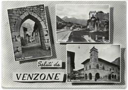 CPSM VENZONE - Saluti Da Venzone - Multi Vues - 3 Vues - Udine