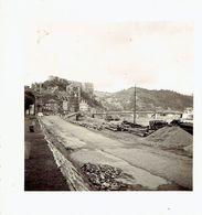 Photo Originale De La Citadelle De Huy (été 1951) - Orte