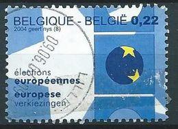 België OBP Nr. 3255 Gestempeld / Oblitéré - Europese Verkiezingen - Belgique