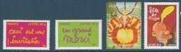 FRANCE NEUF N° 3751, 3760, 3761 Et 3765 - France