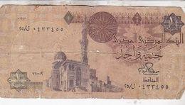 EGYPTE ONE POUND - Egipto