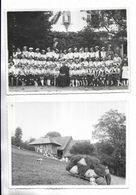 4 Photographies Montrant Un Rassemblement De Scouts - Studio Du Centre à IVRY-sur-SEINE  ( 94) Voir Les Scans - Anonyme Personen