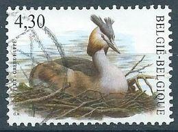 België OBP Nr. 3538 Gestempeld / Oblitéré - Vogels - Fuut - Belgique