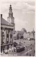 1991/ Groningen, Groote Markt, Trollybus, 1951 - Groningen