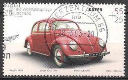Deutschland  (2002)  Mi.Nr.  2292  Gest. / Used  (9ga20) - Gebraucht
