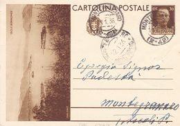 Montemarciano Frazionario 2-42 - Storia Postale