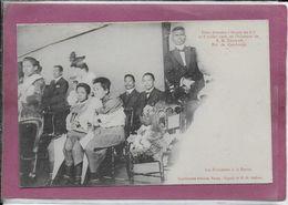 54.- FÊTES DONNEES A NANCY LES 6-7 Et 8 Juillet 1906 En L' Honneur  De Sa Majesté Roi De Cambodge - Les Princesses ... - Nancy