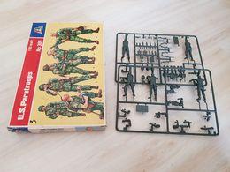Italeri 1/35 N 309 US Paratroops - Figurines
