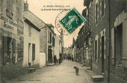 Basse Indre * La Grande Rue Près La Mairie * Société Coopérative Solidarité - Basse-Indre