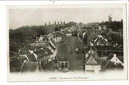 CPA- Carte Postale -France-Cassel- Vue Prise De La Tour Notre Dame Au Début 1900 -VM19441 - Cassel