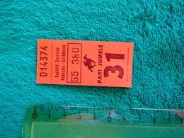 Ticket = Course Hippique - Equitazione