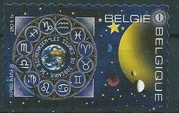België OBP Nr. 4095 Gestempeld / Oblitéré - Sterrenbeelden - Belgique