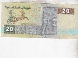 EGYPTE 20 Pounds  / NEUF - Egipto