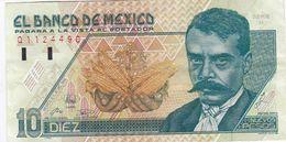 Mexique Mexico : 10 Pesos 1992 / Très Bon état - Mexique