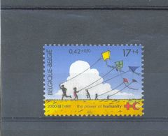 2895 RODE KRUIS RED CROSS POSTFRIS** 2000 - Belgien