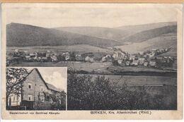 Birken (Mudersbach, Sieg)  Gastwirtschaft Von Gottfried Kämpfer, Um 1910 - Kirchen