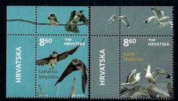 Croatia 2019: Europa - Ntional Birds. ** MNH - 2019