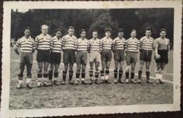 Photos 22 Avril 1952, Football Sélection Dordogne, à Thiviers 24, (contre Sélection Vendée - 85) (infos Ci Dessous) - Sports