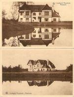 Arendonck / Arendonk : Landgoed Reenheide ---- 2 Kaarten - Arendonk