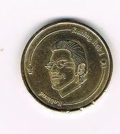 °°° KONING ROB I Van ROBLAND 1 ROBBIE 2006 - Elongated Coins