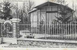 """91)   MORSANG Sur ORGE - Parc Beauséjour - Villa """"  Surprise  """"  Chalet Démontable Avenue De La Faisanderie - Morsang Sur Orge"""