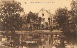 Baelen / Balen : Habitation M. De Fraipont - Balen