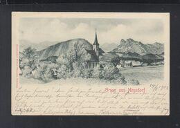 Österreich PK Henndorf 1902 Gelaufen - Henndorf Am Wallersee