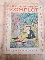 Maurice Tillieux Het Konijnen Komplot - Libri, Riviste, Fumetti