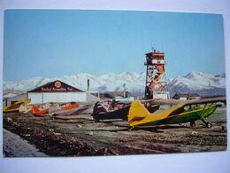 Avion / Airplane  / MERRILL FIELD, Anchorage / Airport - Aerodromes
