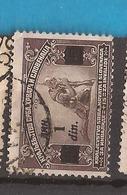 KR-1  1922  163 JUGOSLAVIJA JUGOSLAWIEN  OVERPRINT  USED - Oblitérés