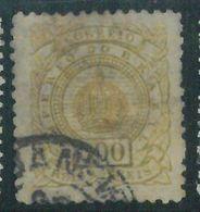 88701B  - BRAZIL - STAMPS - Yvert # 65 - USED - Gebraucht