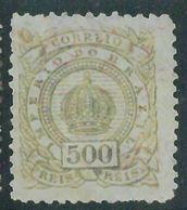 88701D  - BRAZIL - STAMPS - Yvert # 65 - USED - Gebraucht