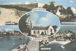 29 SOUVENIR DE LOCQUIREC  MULTI-VUES - Locquirec