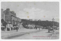 DOUGLAS - Queen's Promenade & Road To Onchan - Walkden Series 1024 - Isola Di Man (dell'uomo)