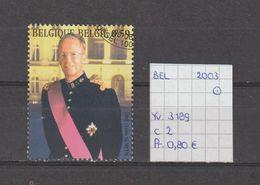 België 2003 - Yv. 3189 - OCB 3202 Gest./obl./used - Usati