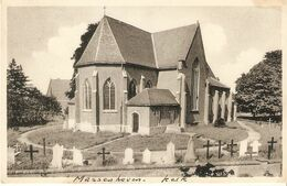 Massenhoven : Kerk  1958 - Zandhoven