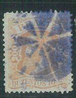88705B  - BRAZIL - STAMPS - Yvert # 56 - USED - Gebraucht
