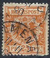 ALLEMAGNE 1889:  Le Y&T 49,  Obl. CAD - Usados