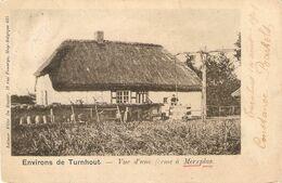 Merksplas / Merxplas : Vue D'une Ferme / Oude Hoeve 1901 - Merksplas