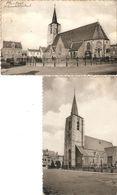 Mortsel : Kerk --- 2 Kaarten - Mortsel
